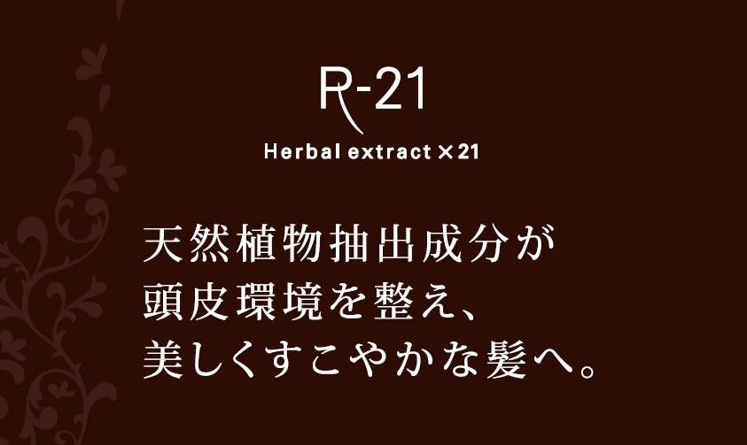サンコール R-21 シャンプー トリートメント 01